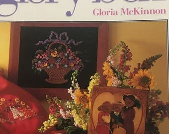 Anne's Glory Box 'Special Treasures To Make' by Gloria McKinnon, Book 5, 48 Pages