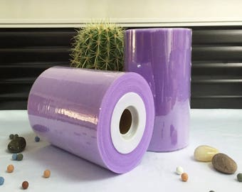 sale! Tulle roll high quality Lavender 15 cm x 82 m for tutu and decoration.