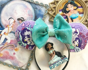 Aladdin Disney-inspired Mickey Ears