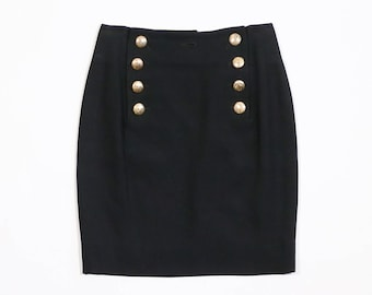 MOSCHINO - Wool skirt