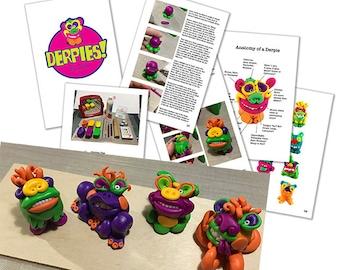 Derpies DIY PDF book