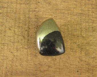 Natural Apache Gold Cabochon Gemstone