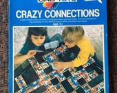 vintage Galt toys Crazy Connections game