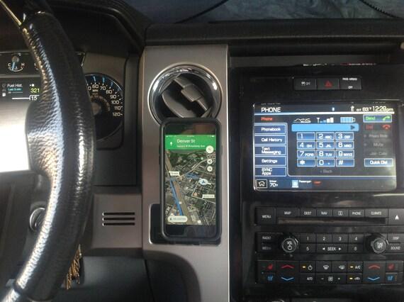 Magnetic Cell Phone Mount >> Magnetic Cell phone mount Ford Trucks F150 F250 F350