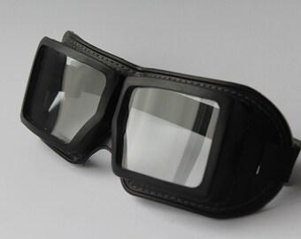 Soviet safety glasses, Vintage safety glasses, Soviet glasses, Vintage  safety glasses, Vintage glasses, protective glasses, goggle