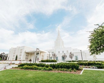 Idaho Falls Temple 10