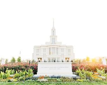 Payson Utah Temple 11