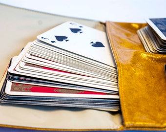 Vintage card etui | playingcards