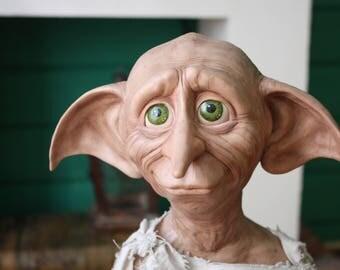 Dobby doll, house elf. 2FT