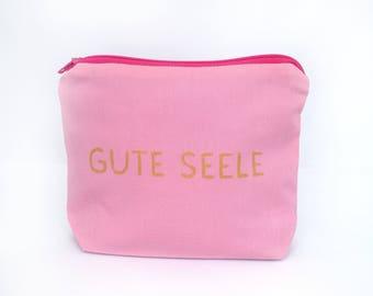 Cosmetic bag Makeup bags good soul