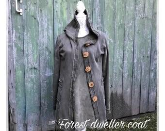 MTO Forest dweller coat