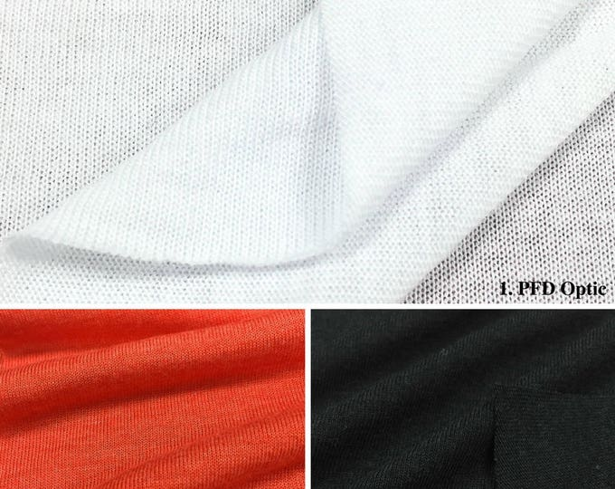 Poly/Rayon Jersey Fabric- Made in U.S.A - 2426PR