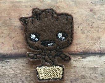 Grut Feltie Embroidery Design