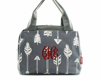 Grey Arrow Lunch bag