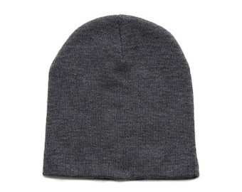 Fashionable Colorful Skull Cap Winter Warm Beanie Hat - Cold Weather Beanie Hat - One Size Fits All - 8 Colors Available - Men and Women