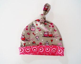 newborn knot Beanie Hat