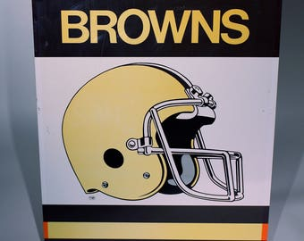NFL Classic Sports Tin-Cleveland Browns