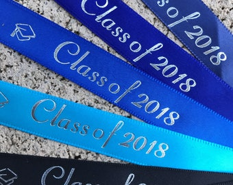 Class of 2018 Graduation Ribbon