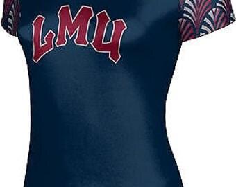 ProSphere Women's Loyola Marymount University Deco Tech Tee (LMU)