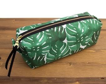 Palm Bag - Makeup Brush Bag - Pencil Case - Pencil Holder - Make Up Bag - Pencil Pouch Organizer - Pencil Box - Travel Organizer  #14