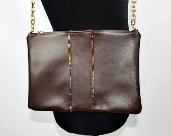 Leather Crossbody, Leather small bag, leather bag
