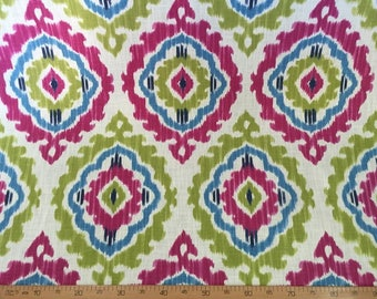 by the Meters,IKAT, Ethnic,Tribal,Upholstery Fabric, Coton Fabric, IKAT Fabrics