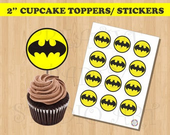 Batman cake topper Etsy