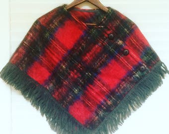 Andrew Stewart Scottish Wool and Mohair Shawl