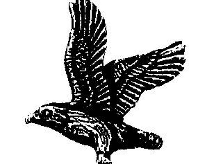 EAGLE Danforth pewter shank button