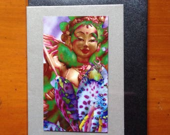 Magnet front Mandarava gift card small