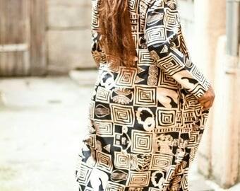 "Kimono long ""nyaga"""