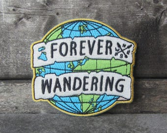 Forever Wandering Patch