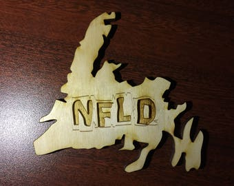 Newfoundland fridge magnets