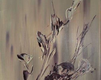 sepia canvas signed linen shrub