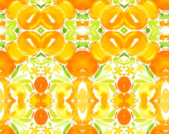 Citrus One Wrapping Paper