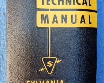 1959 Sylvania Electronic Products - Technical Manual - Eleventh Edition - 1st Printing
