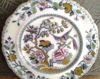 Hanley pattern plates