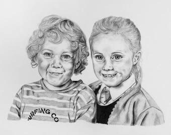 Personal portrait - Children example