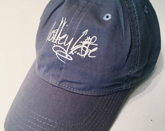 Volley Life@ Authentic Pigment Dyed Ball Cap