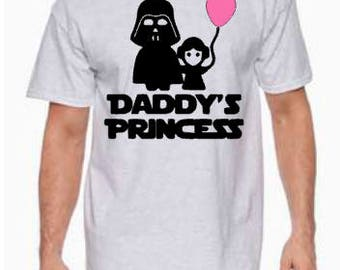 Father's Day Daddy's Princess