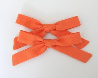 "Schoolgirl Bows "" Clementine """