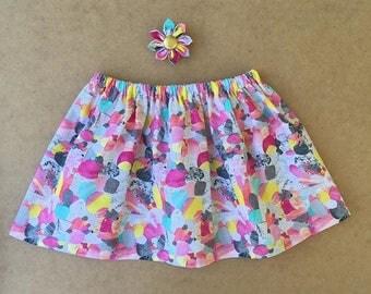 Multi-Coloured Skirt