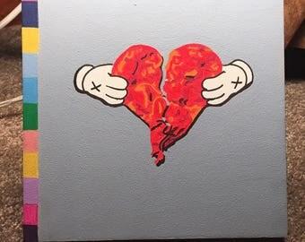 808s and Heartbreak Album Cover Art