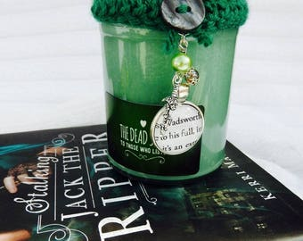 Bookshelf Candle Range - Stalking Jack the Ripper.