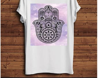 Hasma Purple T Shirt