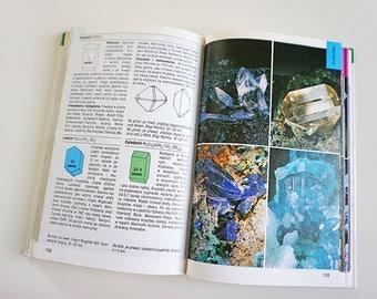 Vintage Minerals Book | Vintage Minerals | Minerals book