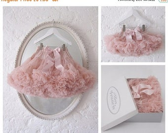 Shell Pink  Girls & Baby Tutu Pettiskirt