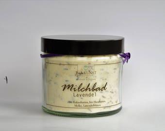 """Milk-Whey Bath """"Lavender"""""""