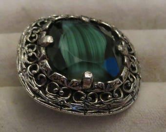 Emerald Art Glass celtic emerald | etsy