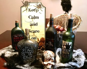 halloween decor etsy